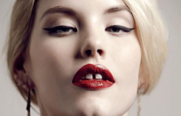 Классический макияж лица