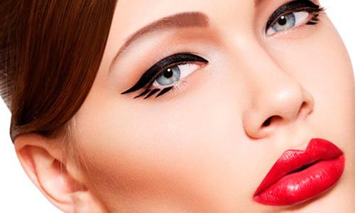 Пигментный макияж век