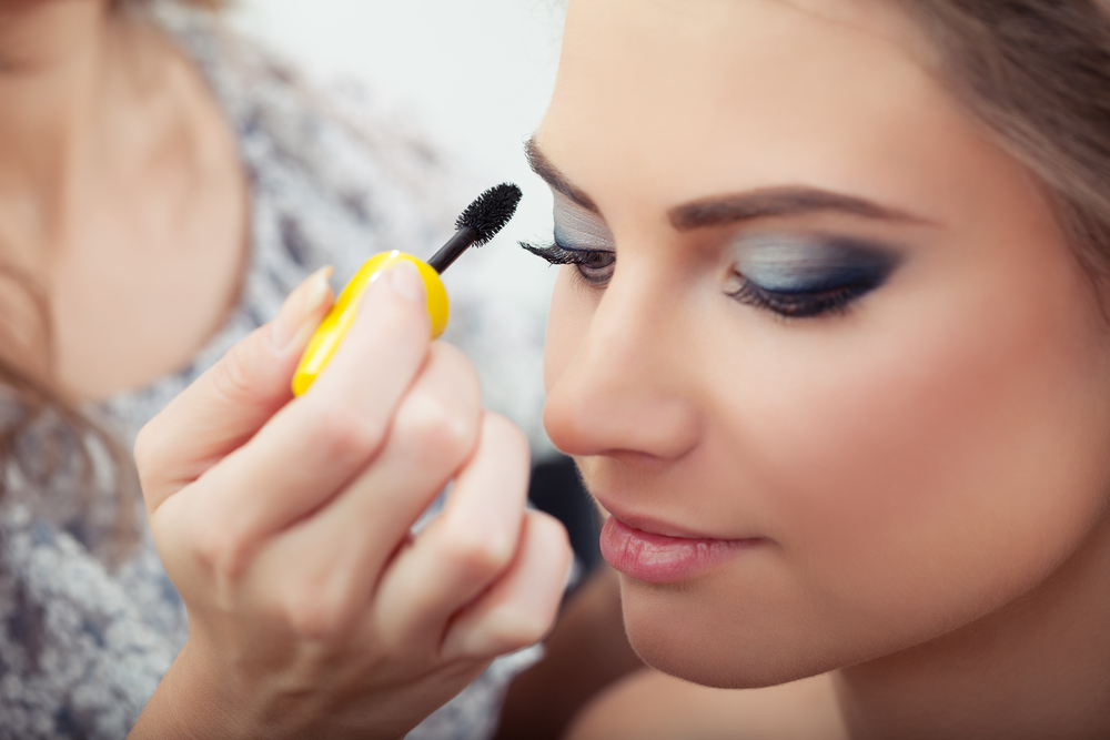 Лицевой макияж