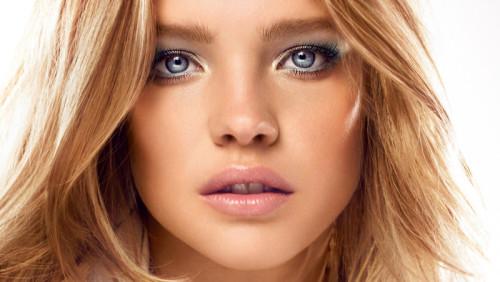 Рисунок 1. Повседневный макияж.