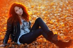 Фото 4. Осенний цветотип внешности