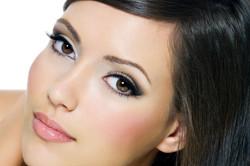 Пример повседневного макияжа