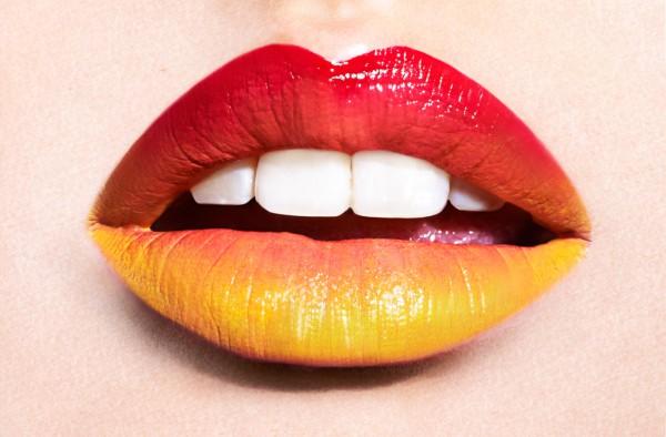 Губной макияж