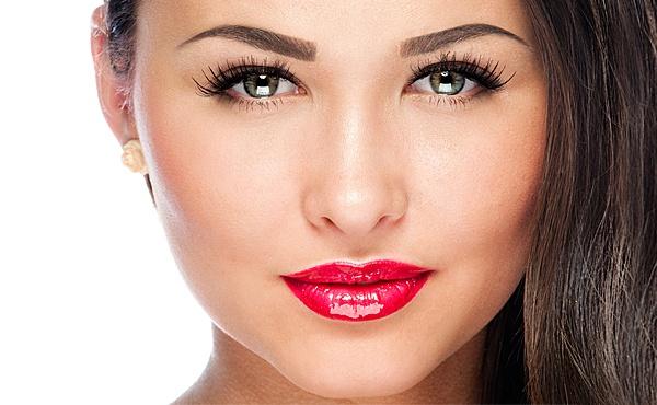 Перманентный и декоративный макияж лица