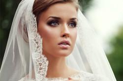 Рисунок 4. Свадебный макияж