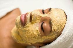 Молочно лимонная маска для лица