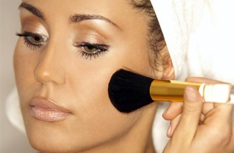 Свадебный макияж натуральных тонов