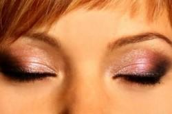 Вечерний макияж для рыжих