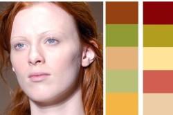 Дневной макияж для рыжеволосых