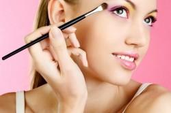 Нанесение макияжа для глаз с нависшим веком