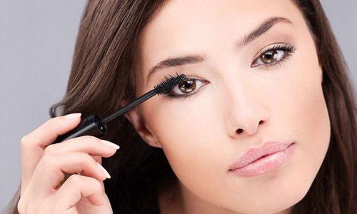 Современный макияж в стиле ретро