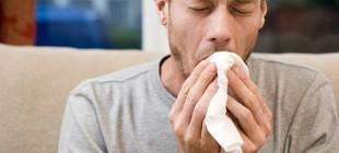 Пароксизмальный или сухой приступообразный кашель