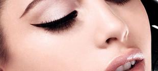 Создание макияжа со стрелками