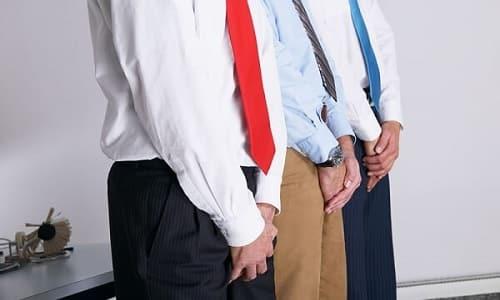 Резь при мочеиспускании у мужчин указывает на развитие какого-либо заболевания инфекционного характера
