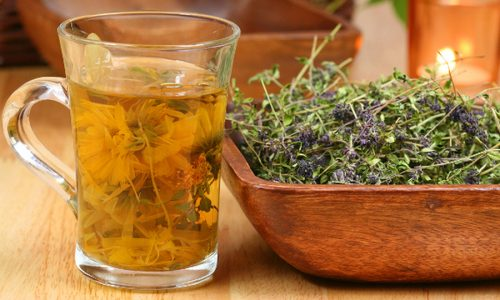 Другим напитком, не запрещенным при данном заболевании, могут быть травяные настои