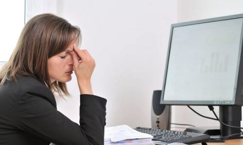 Перенапряжения, стрессы, неподвижный образ жизни могут послужить появлению цистита