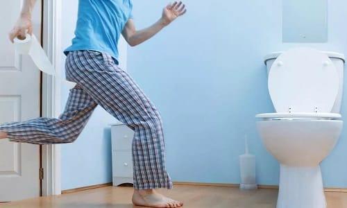 Первые симптомы гиперактивного мочевого пузыря у мужчин - частые ночные мочеиспускания