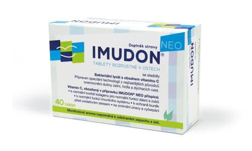 Имудон нормализует функции локального иммунитета, поэтому может применяться в профилактических целях