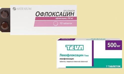 Для лечения респираторных инфекций и ЛОР-заболеваний врачи назначают Офлоксацин и Левофлоксацин
