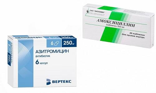 Для лечения многих инфекционных заболеваний врачи нередко назначают такие препараты, как Амоксициллин и Азитромицин