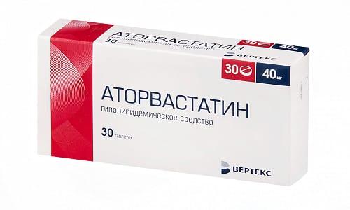 Аторвастатин используют в лечении варикоза