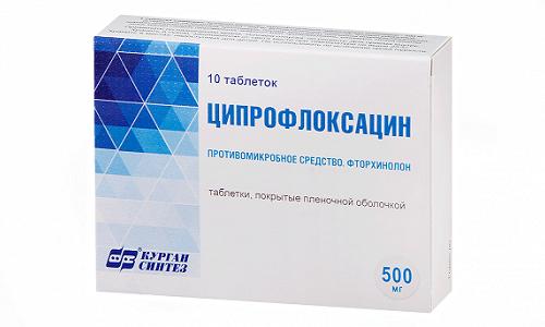 Ципрофлоксацин используют в лечении инфекционных заболеваний респираторной системы, поражений глаз, лор-органов, мочеполовой системы, почек