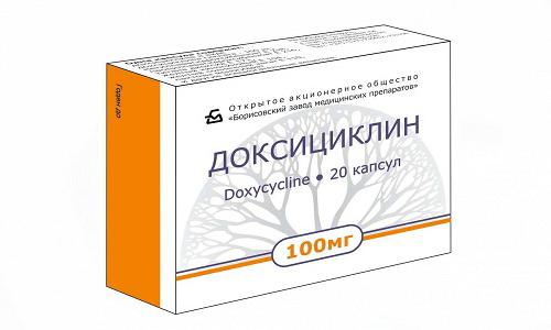 Доксициклин применяется при инфекционных процессах в мочеполовой системе