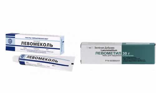 Левометил на Левомеколь при лечении послеоперационных ран, ожогов, трофических язв, анальных трещин препараты считаются взаимозаменяемыми